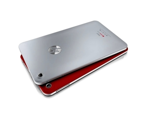 HP Slate 7 Tablet may mark beginning of consolidation amongst ARM fabless partners | ITProPortal.com | HP Slate | Scoop.it