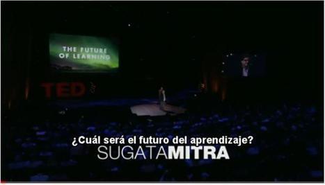 Sugata Mitra: Construyendo una Escuela en la Nube - RedDOLAC | Las TIC y la Educación | Scoop.it