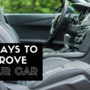 6 Ways to Improve Your Car | Cleaning | Scoop.it