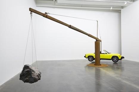 Review: 'Chris Burden: Extreme Measures' - Washington Post | art move | Scoop.it