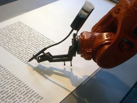 Ça y est, les premiers articles écrits par des robots ont été publiés | Les robots domestiques | Scoop.it