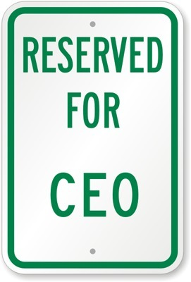 CEOs Now Earn 273 Times the Average Worker's Pay. | CEO's Almanac | Scoop.it