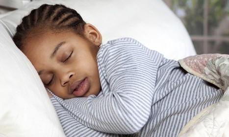 Pesquisa conclui que crianças que dormem cedo têm menos risco de sofrer com obesidade na adolescência | Inovação Educacional | Scoop.it