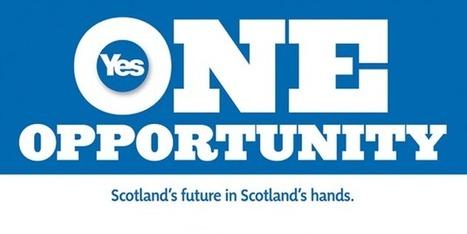 Scotland's referendum result is 'on a knife edge' | Yes Scotland | Referendum 2014 | Scoop.it