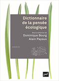 Dictionnaire de la pensée écologique | Shabba's news | Scoop.it