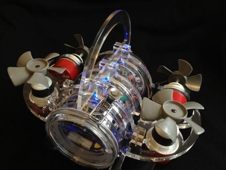 Teacher Innovation, Making, and Underwater Mood Robots | edUpgrade | :: The 4th Era :: | Scoop.it