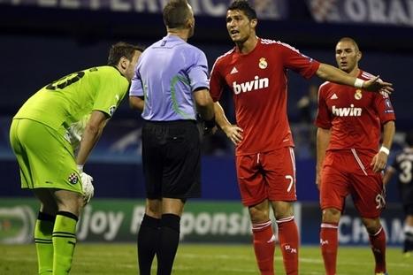 Me silban por ser guapo y rico: Cristiano Ronaldo - Futbol - Champions League - mediotiempo.com | Fútbol | Scoop.it