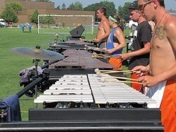 They don't miss a beat - Muscatine Journal | Drumline | Scoop.it