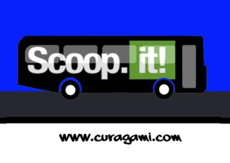 Design Revolutions Arrives At Curagami Thanks To Scoopit Bus | Design Revolution | Scoop.it