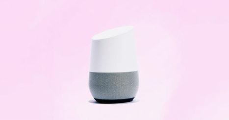 Google Home Review: A Smart Speaker That's Pretty Great—And Crazy Ambitious   Data for music UX   Scoop.it
