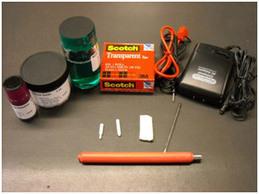 Gold Contact Plating Kit | PCB Repair | Scoop.it