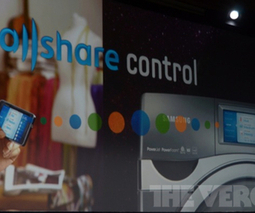 Samsung announces AllShare Control washing machine you can control from your smartphone | Kevin and Taylor Potential News Stories | Scoop.it