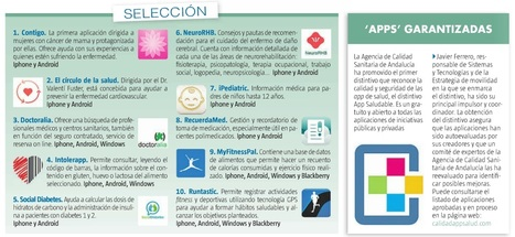 Aplicaciones para mejorar la salud | salud Activa | La Vanguardia | #eHealthPromotion, #web2salute | Scoop.it