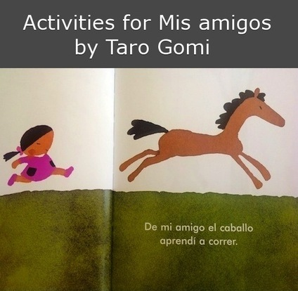 Spanish Animals: Activities for Mis Amigos - Spanish Playground | Preschool Spanish | Scoop.it