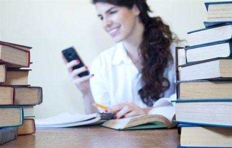 La universidad llega al móvil a través de los cursos gratuitos y online MOOC | Natura educa | Scoop.it