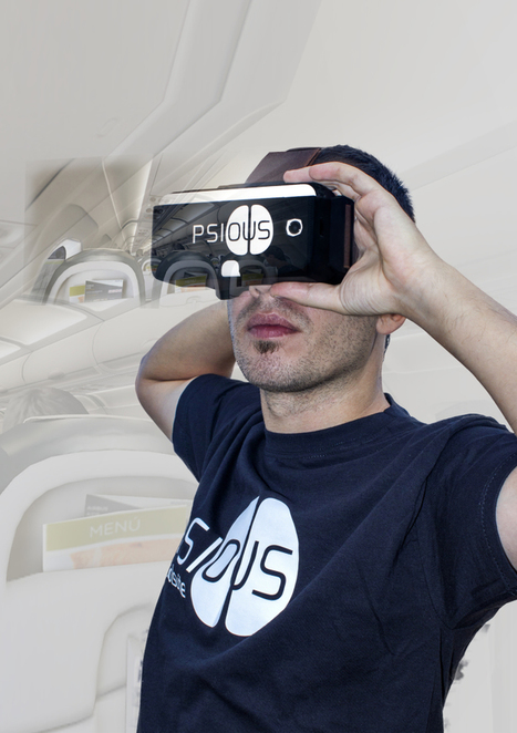 Virtual Reality Won't Just Amuse—It Will Heal Millions | WIRED | Digital Fabrication | Scoop.it