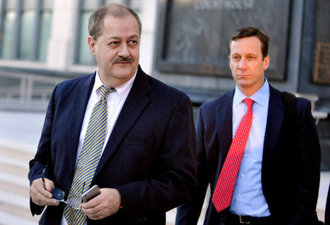 Donald Blankenship Sentenced to a Year in Prison in Mine Safety Case | Leading a Safety First Culture | Scoop.it