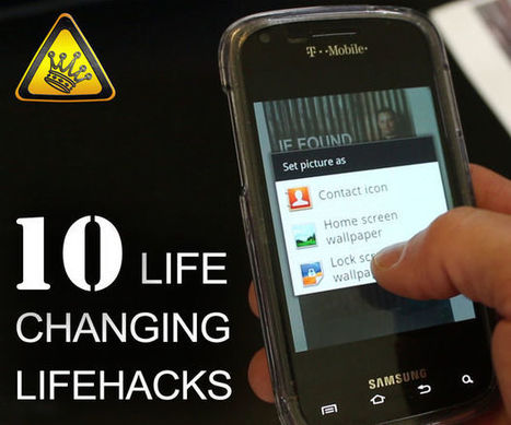 10 Life-Changing Life Hacks - You Can Try Right Now! | productivity tips 247 | Scoop.it