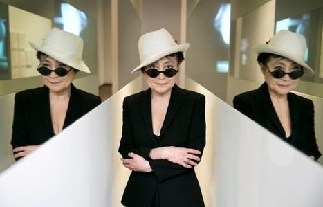 'Lumière de l'Aube', la personale di Yoko Ono a Lione fino al 10 luglio | Le Mac LYON dans la presse | Scoop.it