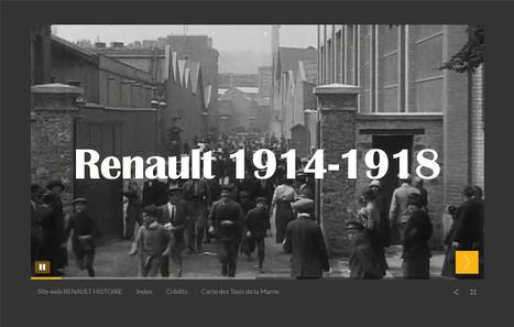 Renault et la première guerre mondiale-Éduscol HG | Elèves de 5e, 4e et 3e...suivez l'actualité.... | Scoop.it