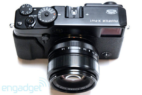 Fujifilm X-Pro1 interchangeable lens camera preview (video) | Fuji X-Pro1 | Scoop.it