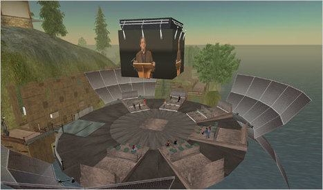 Second Life and Real Life | Musings on the Metaverse | Scoop.it
