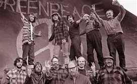¡Aniversario Greenpeace! 45 años de activismo | Greenpeace España | Activismo en la RED | Scoop.it