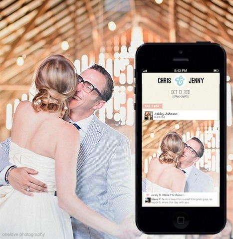 Wedding Party, The Mobile App That Lets Guests Contribute Photos To Gorgeous, Shared Albums, Scores A Million-Dollar Seed Round   | TechCrunch | Partying with mobile | Scoop.it