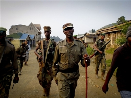 Rebels in Congo seize towns abandoned by government forces ... | Sub-Saharan Conflict | Scoop.it