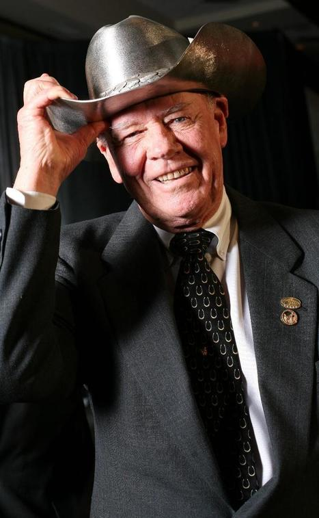 Fond Memories: Don Burt 1930-2012 | The Jurga Report: Horse Health, Welfare, and Care | Scoop.it
