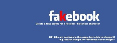 Fakebook | Teaching-Methodology-Technology | Scoop.it