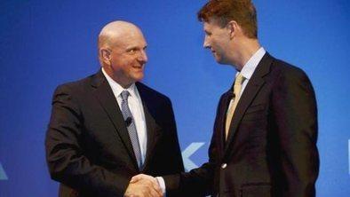 Microsoft to buy Nokia phones unit | Business | Scoop.it