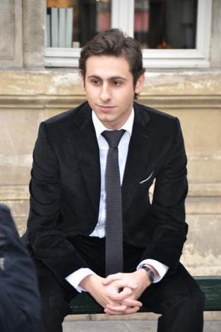 Maxime Verner, 22 ans, candidat à l'élection présidentielle | Le Cercle Les Echos | En campagne avec Maxime Verner | Scoop.it
