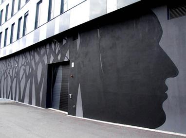 """Murals by David de la Mano and Pablo S. Herrero   CF Art Dept """"stuff""""   Scoop.it"""