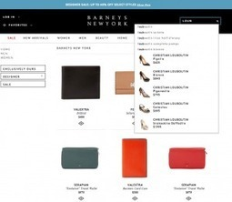 Barneys Personalizes Product Search, Recommendations | Digital Marketing | Scoop.it