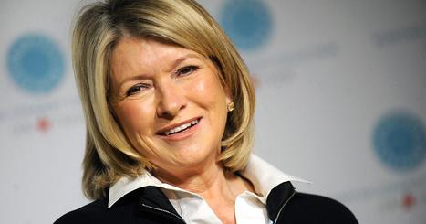 Martha Stewart: It's all about branding - CNBC.com | Creativity. Innovation. Design. | Scoop.it