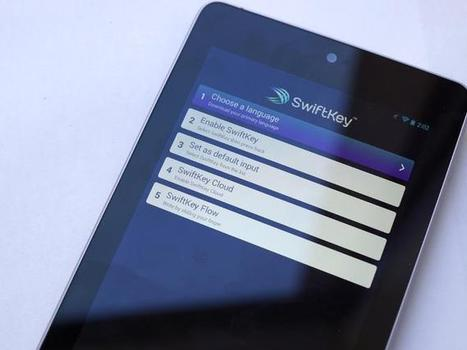 The complete guide to using SwiftKey on Android - CNET | Android'sWorld | Scoop.it