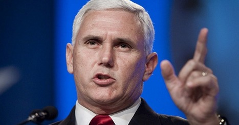 """Christian"" Mike Pence Refuses To Pardon, Forgive Wrongfully Convicted Black Man 