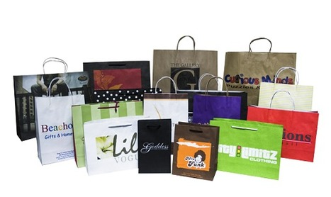 Tip about using promotional shopping bags to market your business | Promotional Gifts | Scoop.it