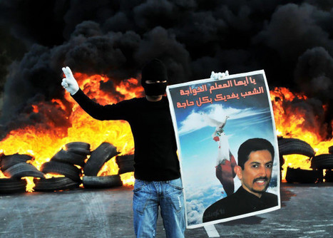 Bahrain protest in Bori | Human Rights and the Will to be free | Scoop.it