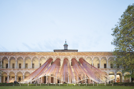 The Top Five INSTALLATIONS of Salone del Mobile 2016 | The Architecture of the City | Scoop.it