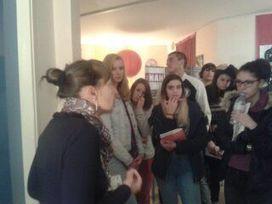 MFR Percy - Le Blog: Exposition à la Maison des adolescents sur le harcèlement et la violence verbale.   LES MFR DE LA MANCHE dans la presse et le Web   Scoop.it