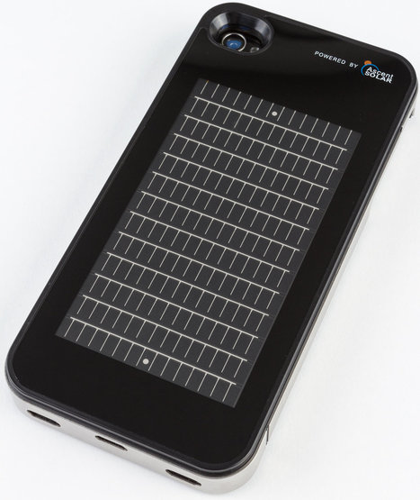 Solar Chargers Advance in Mobile Device Market   Mobile (Post-PC) in Higher Education   Scoop.it