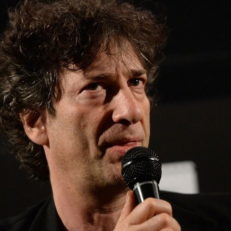 Neil Gaiman to Release First Video Game   Test   Scoop.it