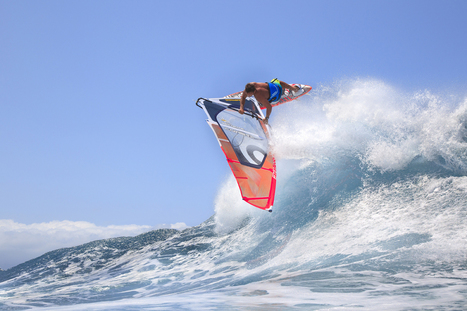 WIND Magazine - La PWA de retour à Hookipa en 2013 ! | windsurf | Scoop.it