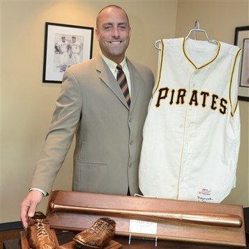 Bill Mazeroski's Pirates memorabilia stands the test of time - Pittsburgh Post Gazette | testing | Scoop.it