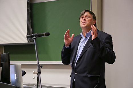 IDM Wolfson Lecture: Mark Davis | IDM News | Scoop.it