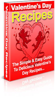 Valentines Day Recipes | LibriPass | Scoop.it