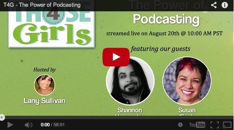 The Power of Podcasting | Podcasts | Scoop.it