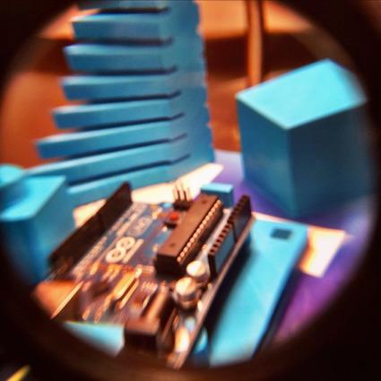 Insta-Arduino   A world within a world. #Arduino #3DPrinted #DIY...   Raspberry Pi   Scoop.it